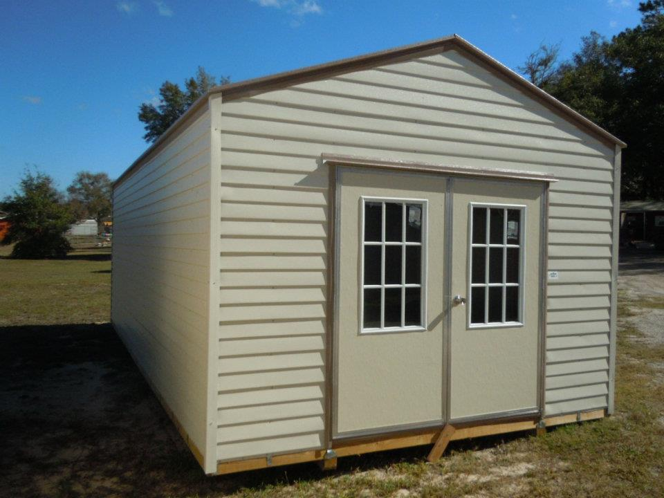 Superior sheds inc bungalow sheds small sheds for sale for Portable bungalow for sale