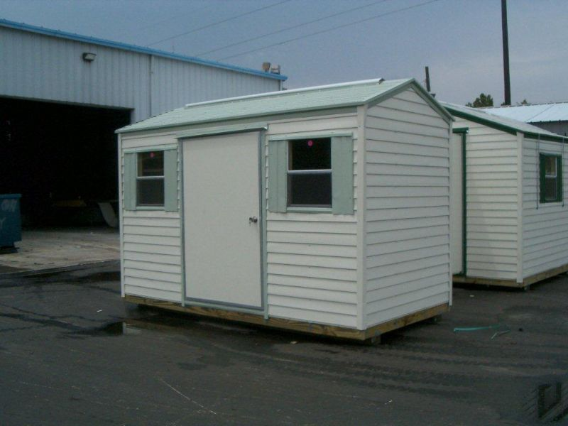 Small shed for sale fahrradbox fahrradgarage trimetals for Small garages for sale
