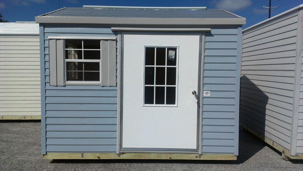 Superior sheds inc follow us cabana sheds utility sheds for Portable bungalow for sale