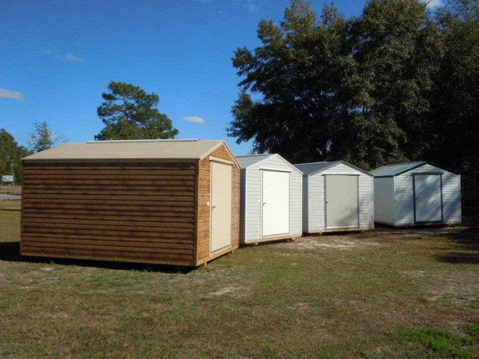 Bungalow Shed Gallery