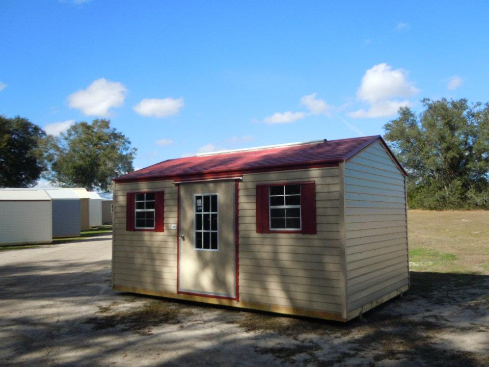 Home · Products · Sheds · Bungalow Shed; Bungalow Shed Gallery