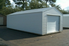 14X30 with Roll-Up Door