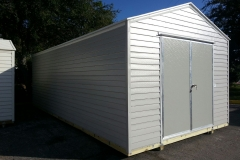 12x24 with Double Doors