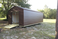 10x24 with 6' roll-up door