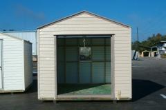 10x12 With Optional Garage Door