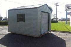 10x12 with 6' Roll-Up Door