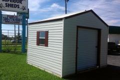 10x10 with 6' Roll-Up Door