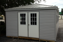 14' wide with Vinyl and Advantage Panel Roof