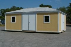 14x24 Cabana - Stucco and Shingles