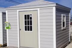 10x10 HardiPlank - Bahama Window/Door
