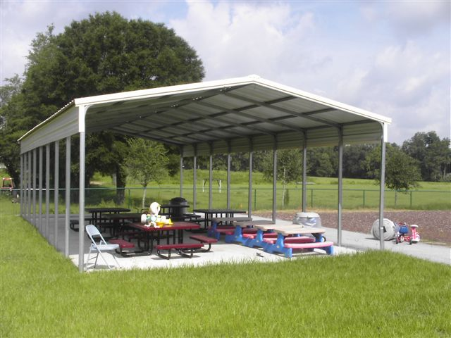 Steel Buildings & Carports Gallery – Superior Sheds