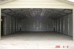 Enclosed Interior View