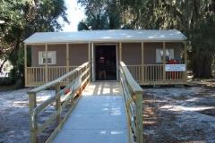 14x28 Alum Siding - Side Porch
