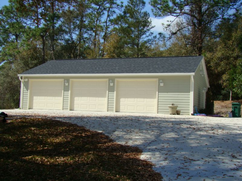 Stand Alone Garages Florida Storage Sheds Superior Sheds