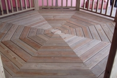 Octagon Floor Pattern