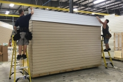 Materials - Aluminum Siding and Roofing