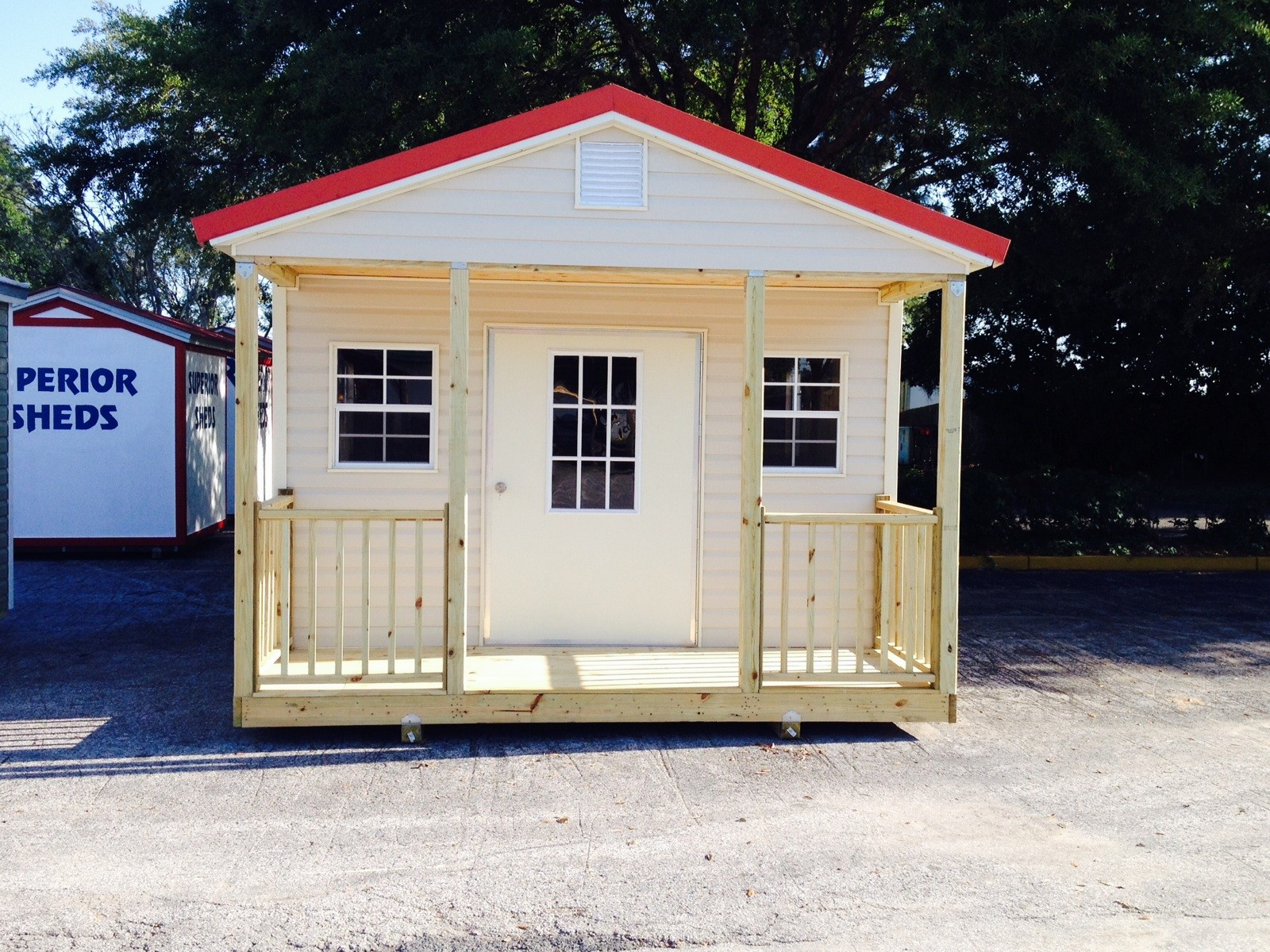 Customize Your Outdoor Building At Superior Sheds Superior Sheds