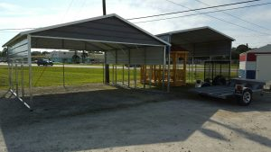 Are Steel Buildings Safe in a Hurricane?
